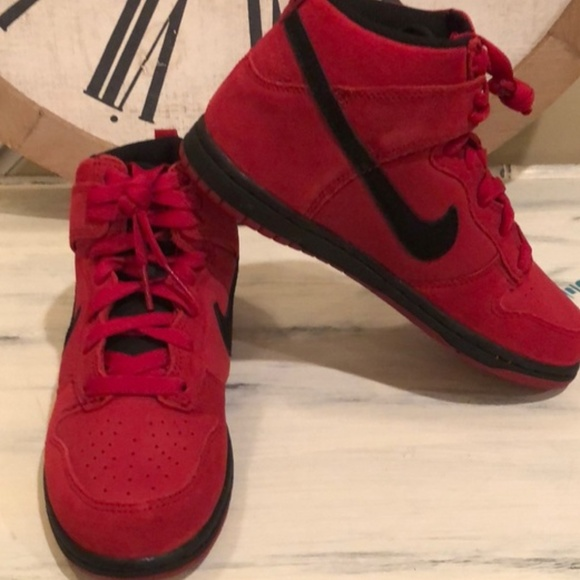 af906d9813 Nike Shoes | Nwt Kids Dunk High Ps Gym | Poshmark